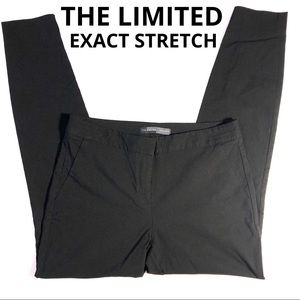 THE LIMITED Exact Stretch skinny pants black 8